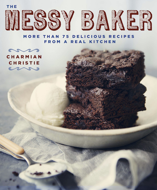 The Messy Baker Cookbook Giveaway