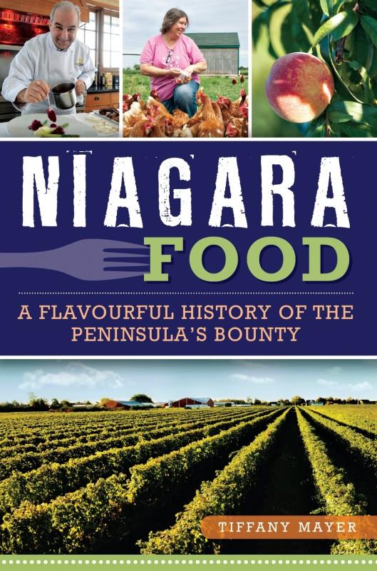 Niagara Food by Tiffany Mayer