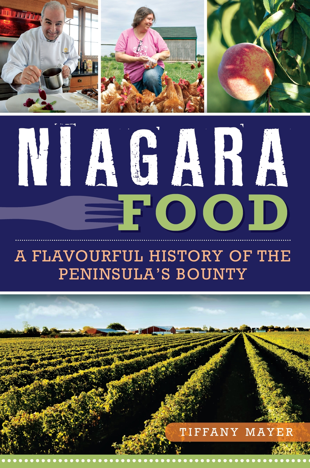 Niagara Food by Tiffany Mayer
