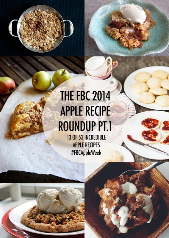 Apple Recipe Roundup | Food Bloggers of Canada