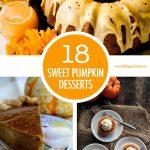 18 Sweet Pumpkin Desserts | Food Bloggers of Canada