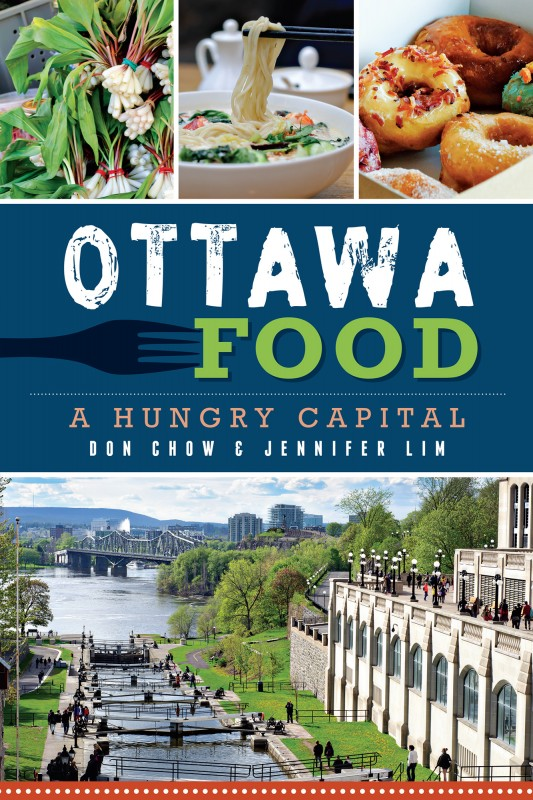 Ottawa Food Book | Food Bloggers of Canada