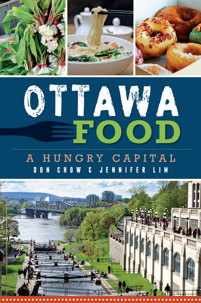 Ottawa Food Book Giveaway | Food Bloggers of Canada