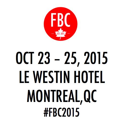 FBC2015 - Montreal