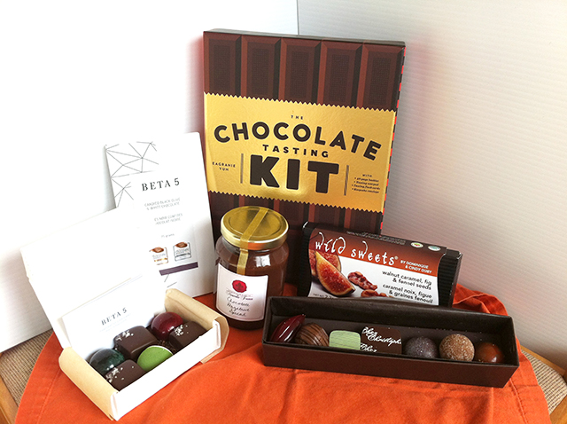 Chocolate Awards Prize pack