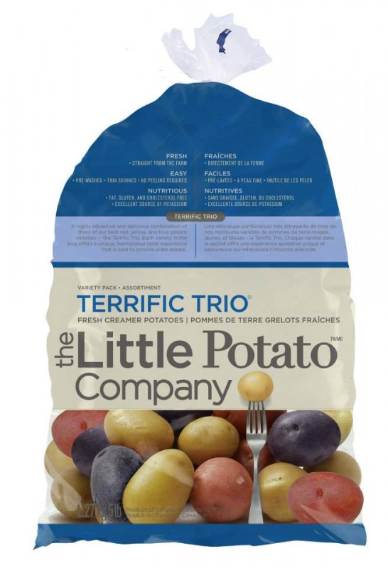 5 lb bag - Terrific Trio