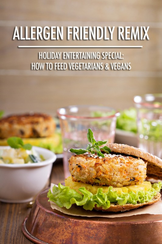 FBC Holilday Entertaining Special: How To Feed Vegetarians and Vegans | Food Bloggers of Canada