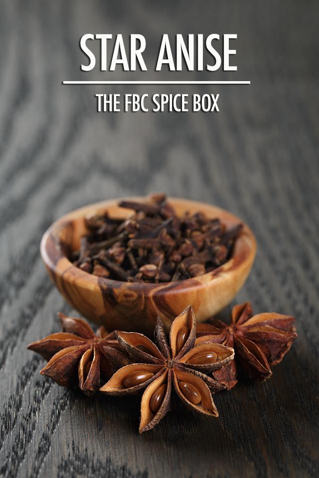 The FBC Spice Box | Star Anise