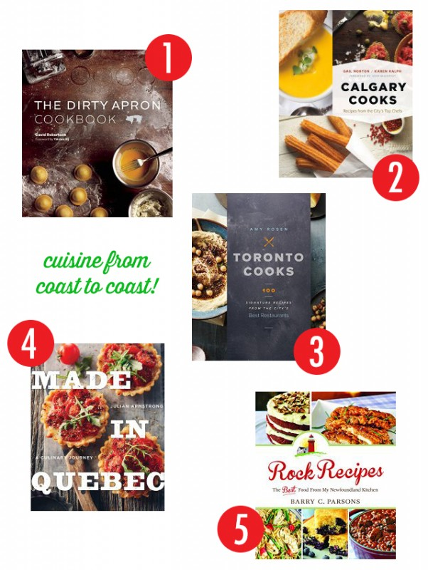 The FBC 2014 Holiday Cookbook Gift Guide
