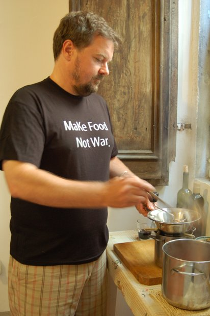 FBC Featured Member: A Cook Not Mad
