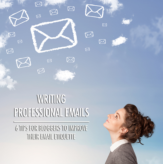 6 Tips For Sending Professional Emails | Food Bloggers of Canada