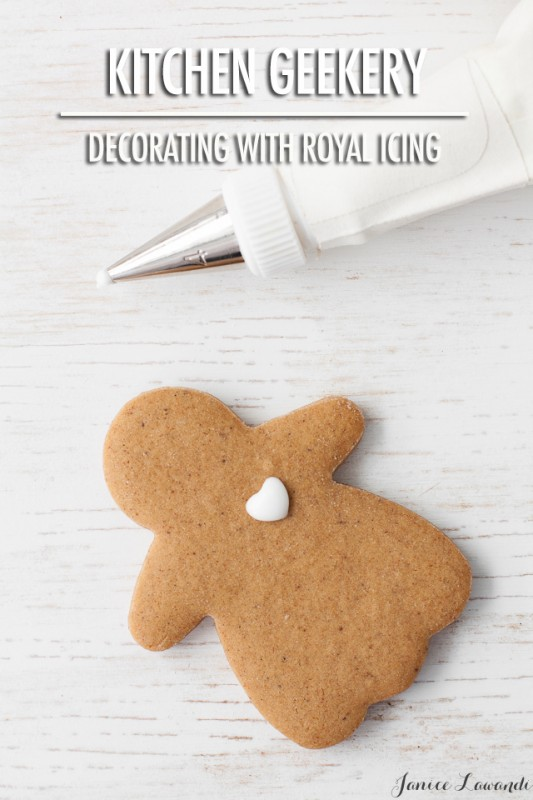 Kitchen Geekery: Decorating with Royal Icing | Food Bloggers of Canada