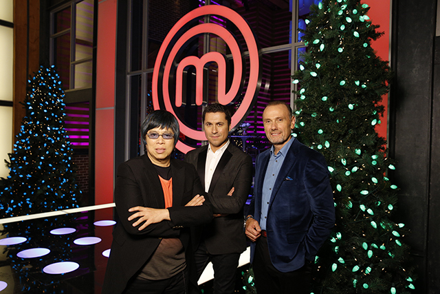 Masterchef Holiday Special and Giveaway | Food Bloggers of Canada