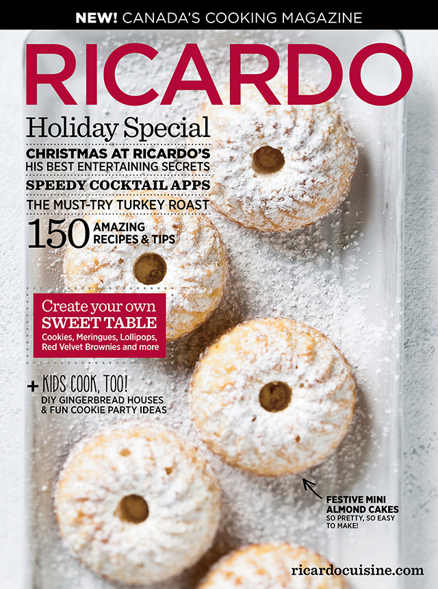 Win a Subscription to Ricardo Magazine for You and a Friend