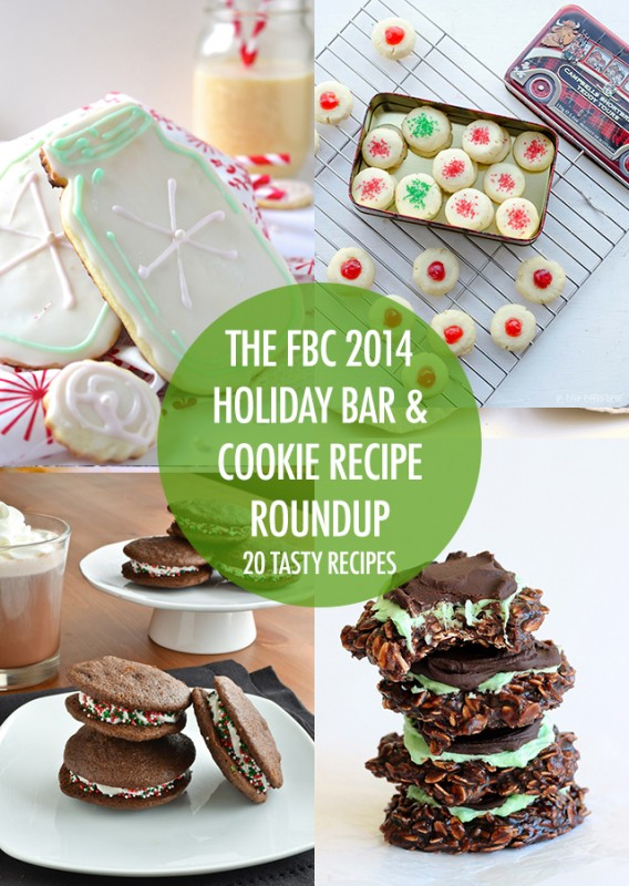 The FBC 2014 Holiday Cookies & Bars Recipe Roundup | Food Bloggers of Canada