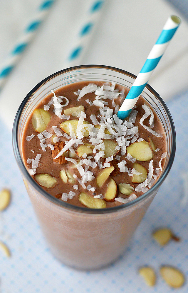 Almond Joy Shake - FBC Weekly Links Roundup