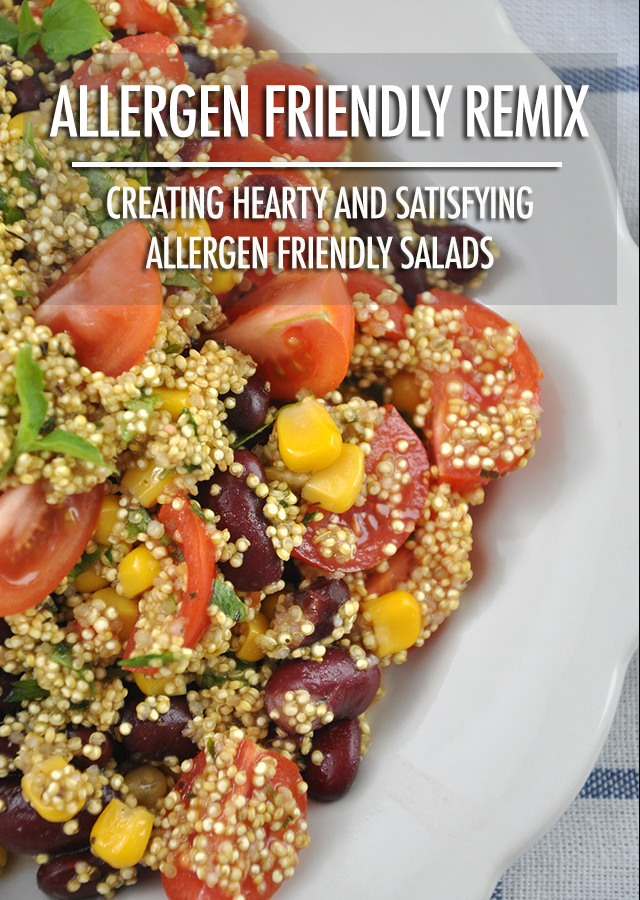 Allergy Recipe Remix: Creating Satisfying Salads | Food Bloggers of Canada