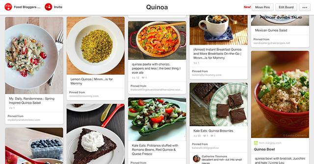 Pin It Thursday | Quinoa Recipes