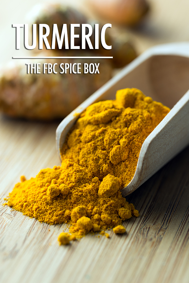 The Spice Box - Getting to Know Turmeric | The Spice Box