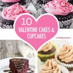 10 Valentine Cakes and Cupcakes | Food Bloggers of Canada