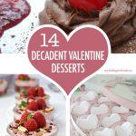 14 Decadent Valentine Desserts | Food Bloggers of Canada