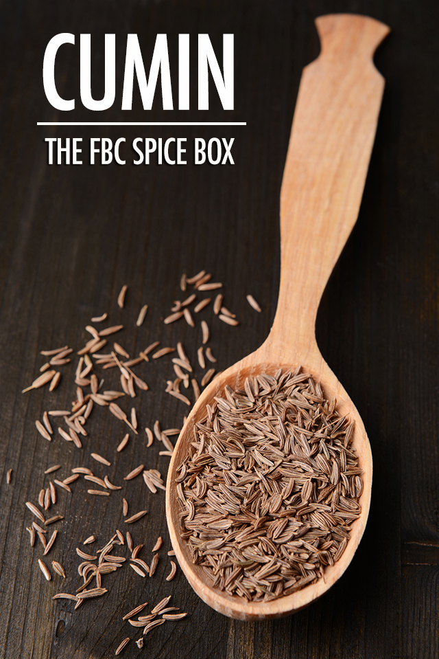 The Spice Box: Getting to Know Cumin | Food Bloggers of Canada