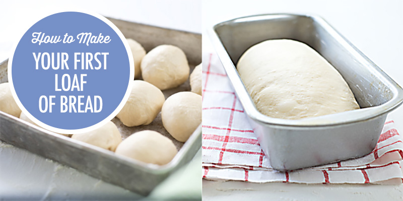 How To Make Your First Loaf of Bread - Demystified!