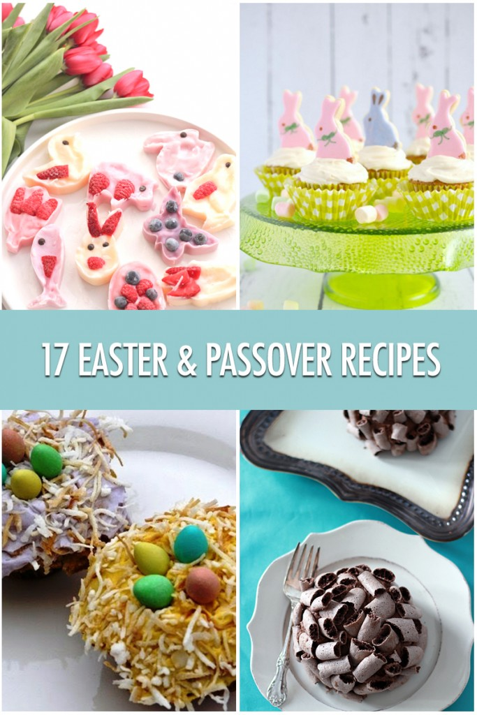 17 Sweet & Savour Easter & Passover Dishes | Food Bloggers of Canada