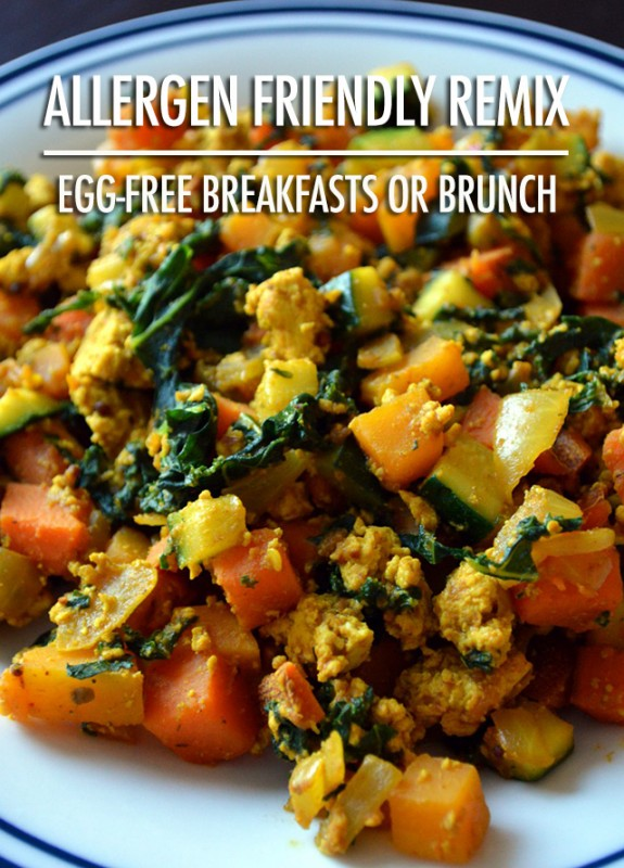 Creating Egg Free Breakfasts and Brunches | Food Bloggers of Canada