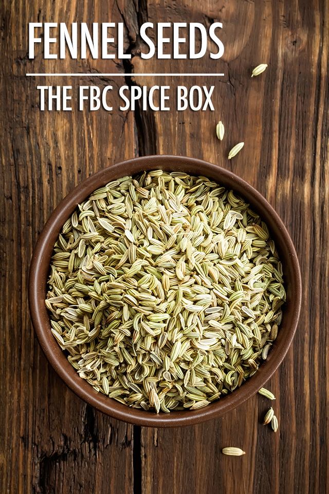 The FBC Spice Box: Getting to Know Fennel Seeds | Food Bloggers of Canada