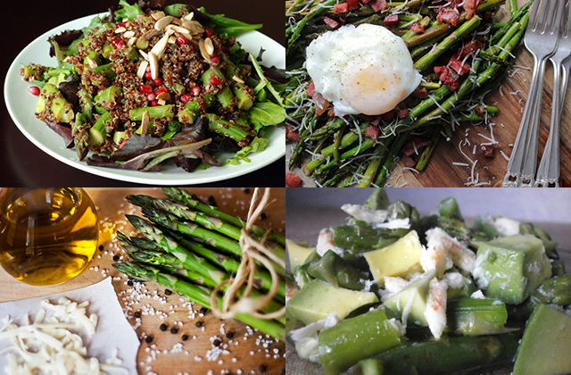 Asparagus Recipes | Food Bloggers of Canada