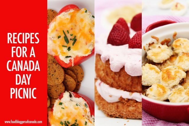 How To Host a Canada Day Picnic | Food Bloggers of Canada