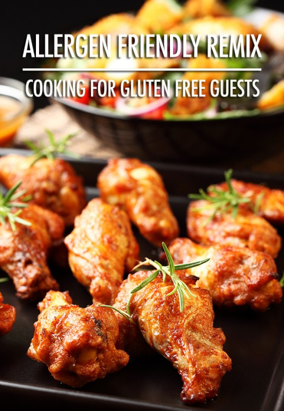 Cooking for Gluten Free Guests | Food Bloggers of Canada