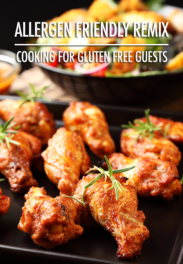 How To Cook for Gluten Free Guests | Food Bloggers of Canada