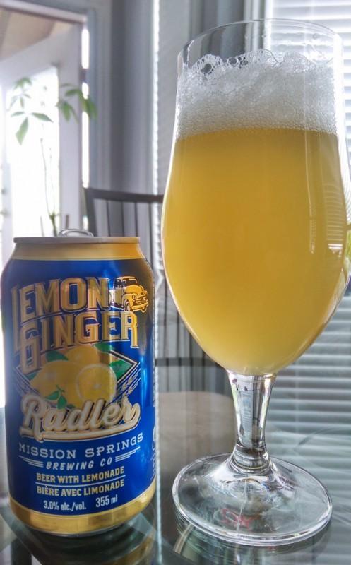 Canada's Craft Beer Western Edition: Radler Season   Food Bloggers of Canada