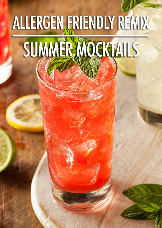 Recipe Remix: Mocktails | Food Bloggers of Canada