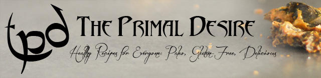 FBC Featured Member: The Primal Desire | Food Bloggers of Canada