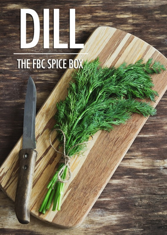 Getting To Know Dill | Food Bloggers of Canada
