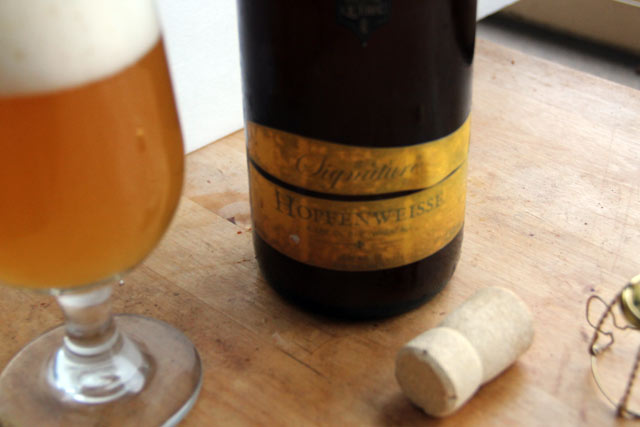 Canada's Craft Beer Hopfenweisse | Food Bloggers of Canada