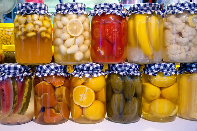 Food Trends TV: Pickled Fruit | Food Bloggers of Canada