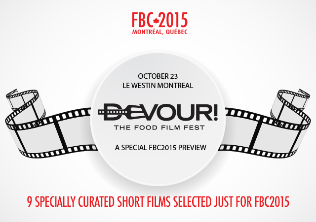 Devour The Food Film Fest | FBC2015