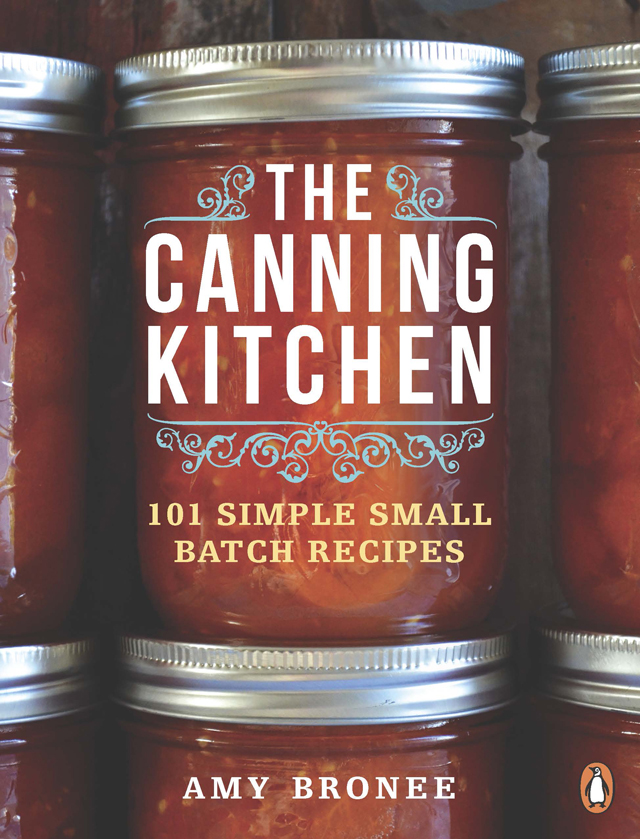 Cookbook Corner: The Canning Kitchen | Food Bloggers of Canada