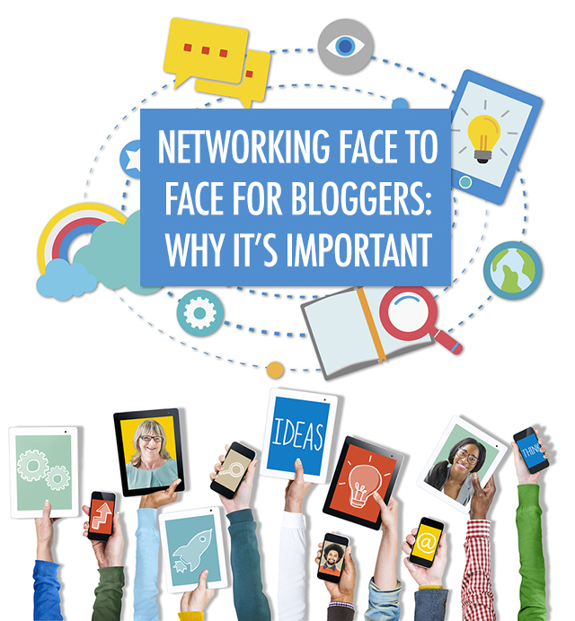 Face to Face Networking for Bloggers | Food Bloggers of Canada