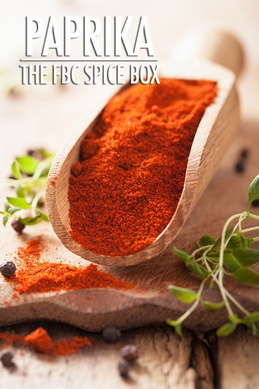 The FBC Spice Box: Paprika | Food Bloggers of Canada