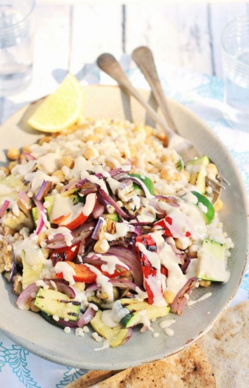 FBC Meal Plan: Ricotta & Radishes | Food Bloggers of Canada