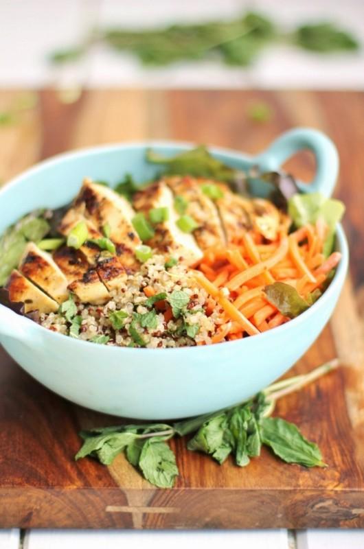 FBC Meal Plan: Ricotta & Radishes   Food Bloggers of Canada