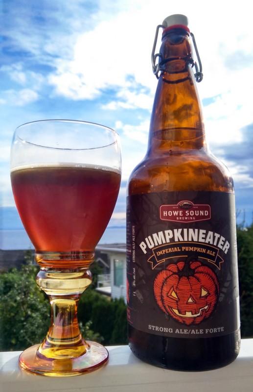 Canada's Craft Beer: Pumpkin Beer | Food Bloggers of Canada