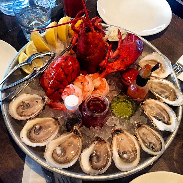 Restaurant Roundup: Montreal Seafood Restaurants
