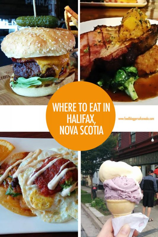 Where to Eat in Halifax | Food Bloggers of Canada
