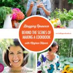Behind The Scenes of Making A Cookbook | Food Bloggers of Canada